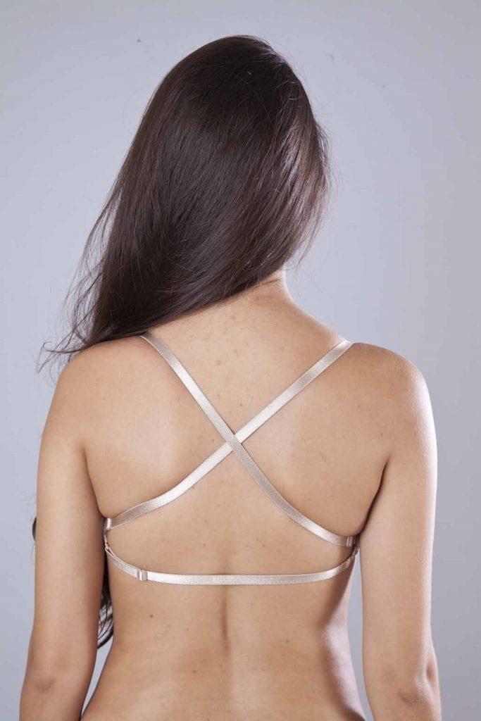 Sutiã multifuncional para roupa decotada nas costas